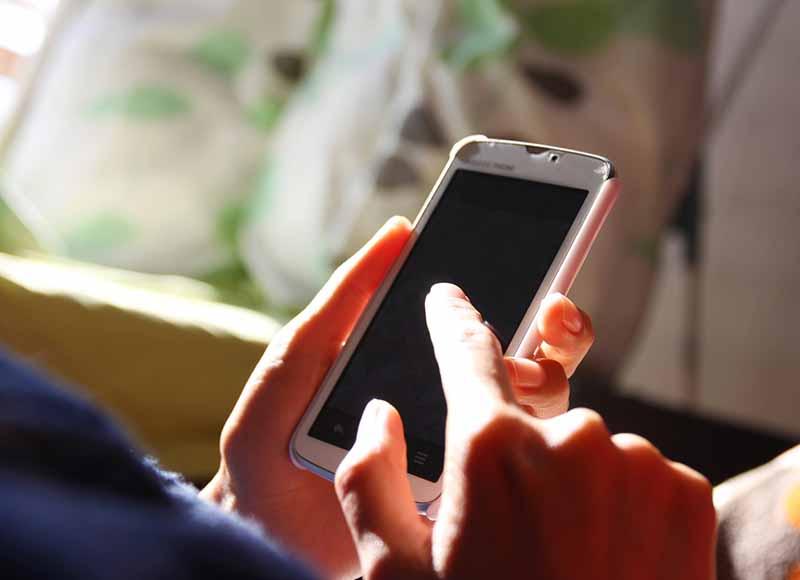 携帯電話に残る浮気の証拠